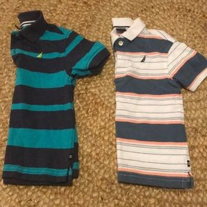 Toddler Nautica polo bundle